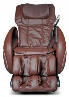 New Cozzia 16027 Black Full Body Zero Gravity Massage Chair Recliner w