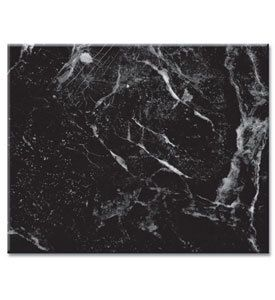 Black Marble Tempered Glass Cutting Board