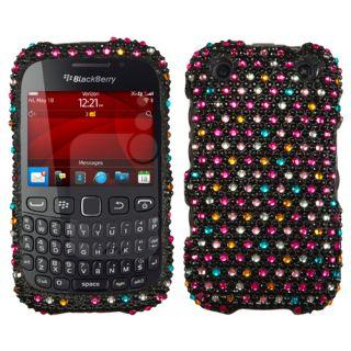 Blackberry Curve 9310 9320 Crystal Diamond Bling Case Phone Cover