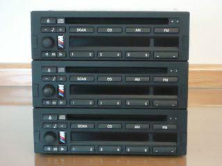 BMW BUSINESS CD43 CD RADIO PLAYER WITH CODE E36 E34 E32 E31 E30 Z1 Z3