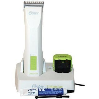 Volt Lithium ion Rechargeable Battery Pro A5 Cordless Clipper w Blade