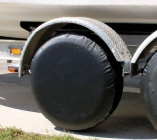 Boat Trailer Spare Tire Cover 8 10 Rim 20 5x8 0 New