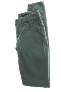 Blank NYC New Green Low Rise Colored Skinny Jeans 25 BHFO