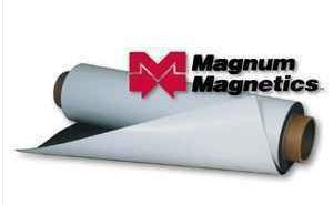 24x12 Magnum Blank Magnetic Sheets Car Magnet Sign 30mil