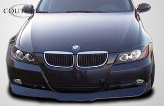 2006 2008 BMW 3 Series E90 Couture V Spec Front Lip Spoiler Body Kit