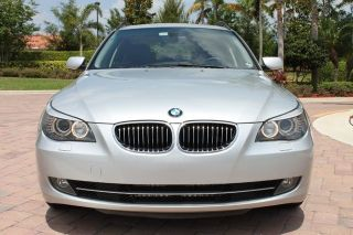 BMW 5 6 Series E60 E61 E63 E64 Auto Dim Heated Mirror Glass LH Left
