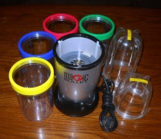 Magic Bullet Hi Speed Blender with Accessories