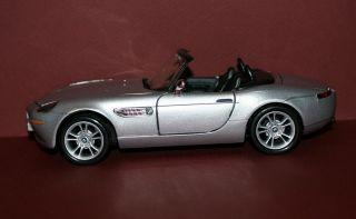 BMW Z8 Cabrio 1 24 Diecast Metal Model 1 24 Scale Toy