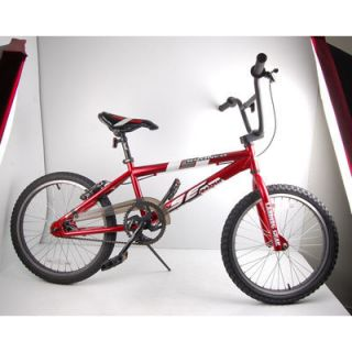 SE Bronco Mini Race BMX Bike Red 20 Youth Bicycle