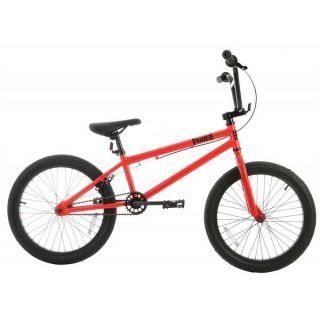 Framed FX1 BMX Bike Red 20