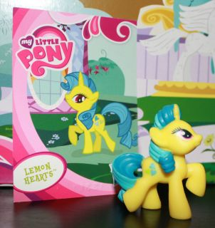 LEMON HEARTS Blind Bag Figure My Little Pony Friendship is Magic G4
