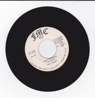 Christmas Country Bopper 45 BOBBY FARRELL Santas Big Red Car FMC 7186