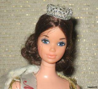 Vinage Brunee Miss America Quick Curl Doll Kellogg Company Premium