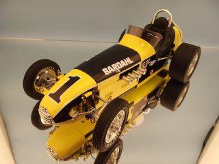 12 GMP 1969 Bardahl 1 Offenhauser Dirt Champ Bobby Unser RARE LE 7903
