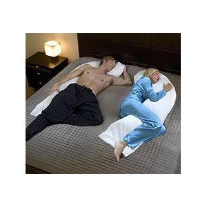 Brand New Factory Sealed Snoozer Full Body Pillow   Premium