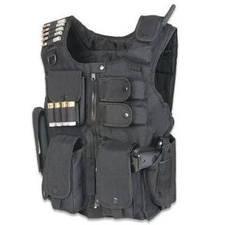 Police Law Enforcement Vest Tactical Body Gear Security Gun Holster