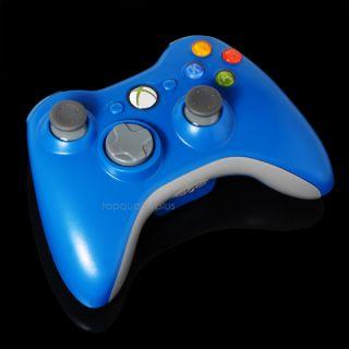 Brand New in Box Blue Wireless Remote Controller for Microsoft Xbox