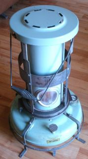 ALADDIN Blue Flame Portable Kerosene Space Heater Stove No T150056