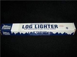 Log Lighter by Blue Flame Model s Model A