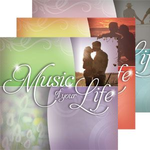 Music of Your Life Time Life Music 10 CDs 150 Songs New Box Set