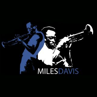T164 Miles Davis Jazz Rock Blues Music T Shirt New
