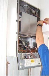 3500 Gas Boiler Heater Fire Stove Service Manuals on DVD for Corgi Gas
