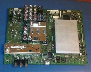 Sony Bravia KDL40W4100 TV Main BU System Board Part