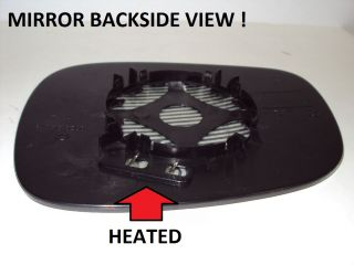 10 11 12 BMW x1 x3 Series E84 F25 Heated Mirror Glass LH L Left Driver