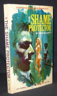 Don Elliott The Shame Protector Ember Library 302 Robert Silverberg