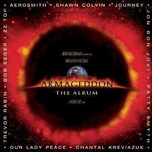 Armageddon OST Aerosmith ZZ Top Bob Seger Bon Jovi