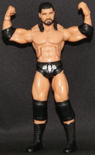 BOBBY ROODE   TNA DELUXE IMPACT 7 TOY WRESTLING ACTION FIGURE