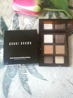 Bobbi Brown Sand Tortoiseshell Eye Palette New in Box