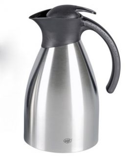 New ALFI Bono 1.5 Liter Stainless Steel Vacuum Thermal Carafe Jug NIB