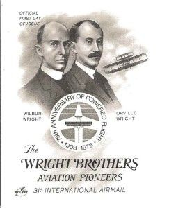 Robert White x 15 Astronaut Signed Wright Bros Cover FDC Mach 6 04