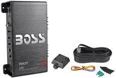 Boss R2002 400 Watt 2 Channel Car Audio Power Amplifier Amp Remote