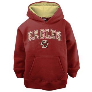Boston College Eagles Youth Maroon Automatic Hoody Sweatshirt