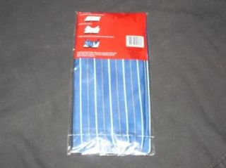 Target Brand Navy Blue with Stripes Jumbo Stretchable Book Cover NIP