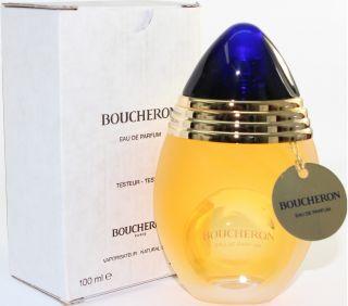 Boucheron 3 3 oz EDP Spray Tester for Women by Boucheron New in Tester