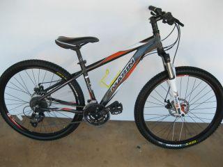 2012 15 Marin Bolinas Ridge Disc Mountain Bike Less Than 50 Miles New