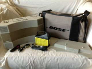 Bose Acoustic Wave Music System with Accessories