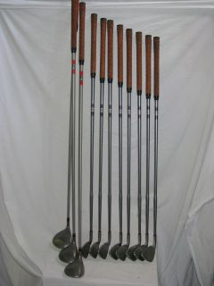 King Cobra 2 Oversized Graphite Iron Set w TI Driver 3W and 5W Woods