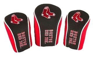 boston red sox long neck golf head covers headcovers the boston red