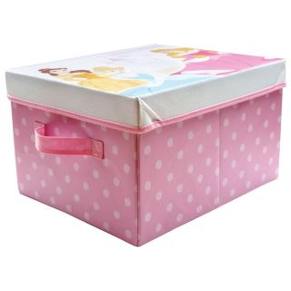 disney princess large storage box approximate dimensions 34cm x 29cm x