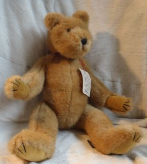 Boyds Collection Bubba 16 Bear issued 1992 Retired 1997 with Tags