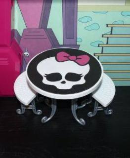 Stock Add on Sheets for Monster High School Doll House Kit