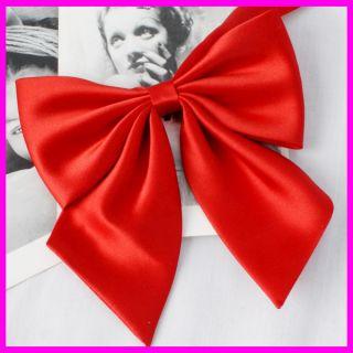 Big Bow Tie Cute Woman Big BowTie Baby BowTie Wedding Party Bow Tie