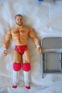 ARN ANDERSON Brain Busters Classic Superstars 12 WWE figure Jakks