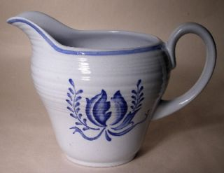 Booths China Tulip Creamer Cream Pitcher