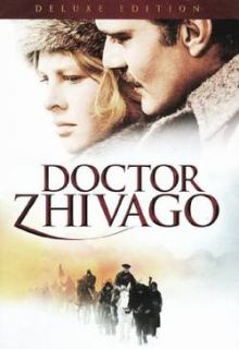 Doctor Zhivago Deluxe Edition DVD New