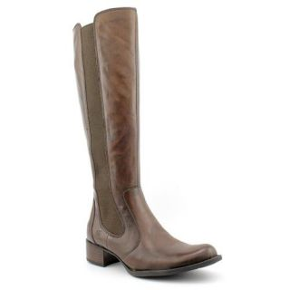 Born Valentina Womens Size 10 Brown Leather Fashion Knee High Boots